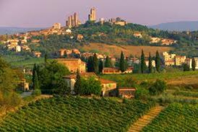 Livorno Shore Excursion: Siena and San Gimignano