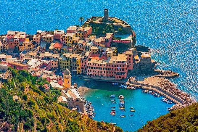 Cinque Terre Small Group Guided Tour from Florence