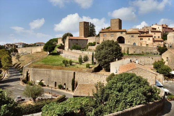 Civitavecchia Shore Excursion: Private Day Trip to Tarquinia and Tuscania