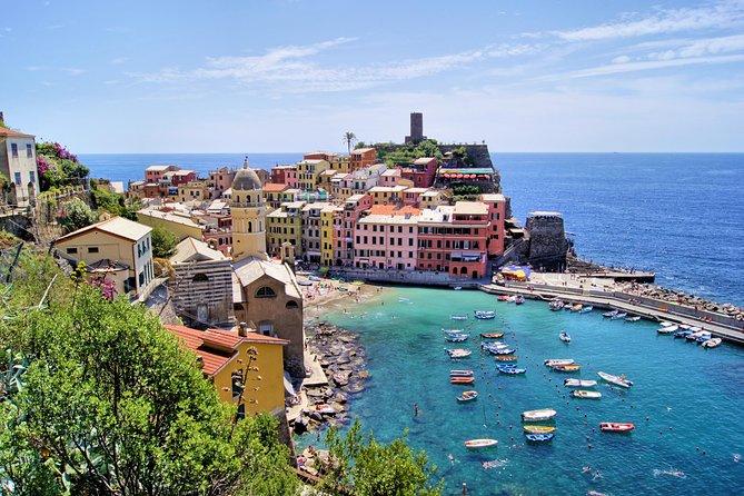 Excursão terrestre para Gênova: viagem diurna particular para Cinque Terre