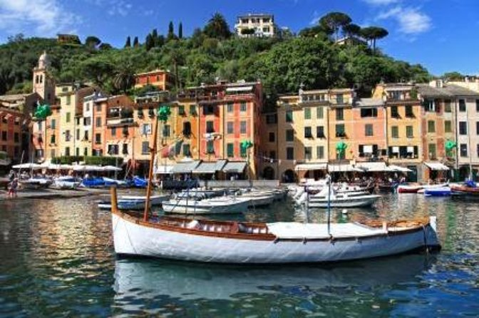 Excursão terrestre para Gênova: viagem particular de um dia para Portofino e Santa Marguerita Ligure