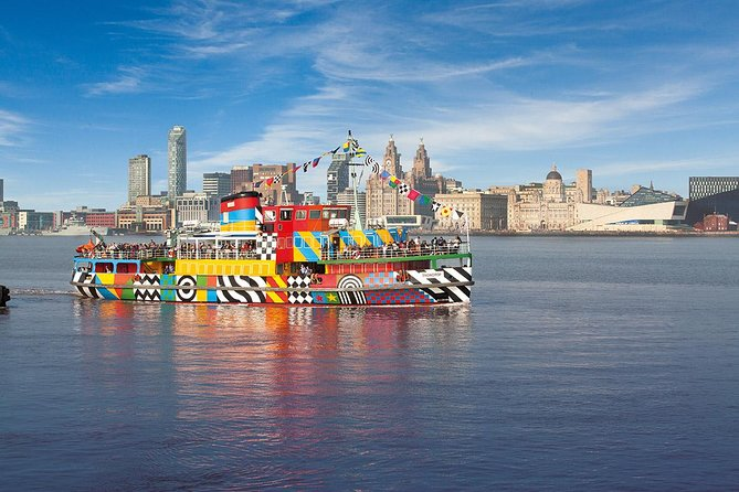 Liverpool: 50-Minute Mersey River Cruise
