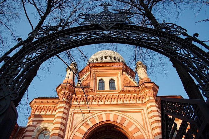 Jewish Saint-Petersburg tour