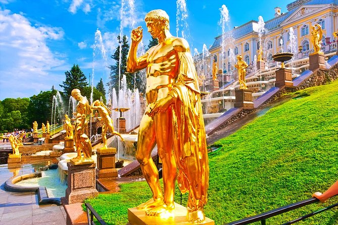 1 day Intensive shore tour of Saint-Petersburg - for cruise passengers