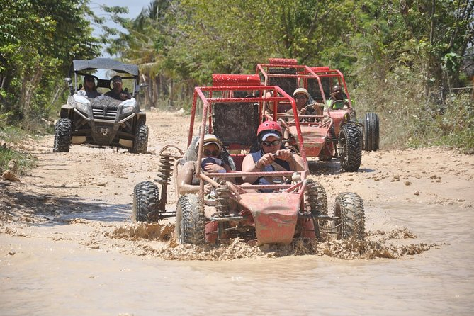 DUNE BUGGY Tour From Punta Cana