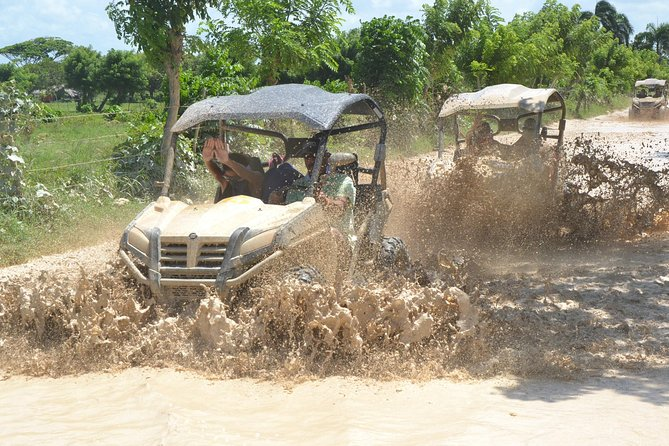 Ultimate Dune Buggy and ATV Adventure with Cave, Beach, Ranch and Free Cigar
