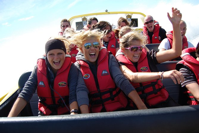 Katoa Jet 30 minute tour on lake Rotorua