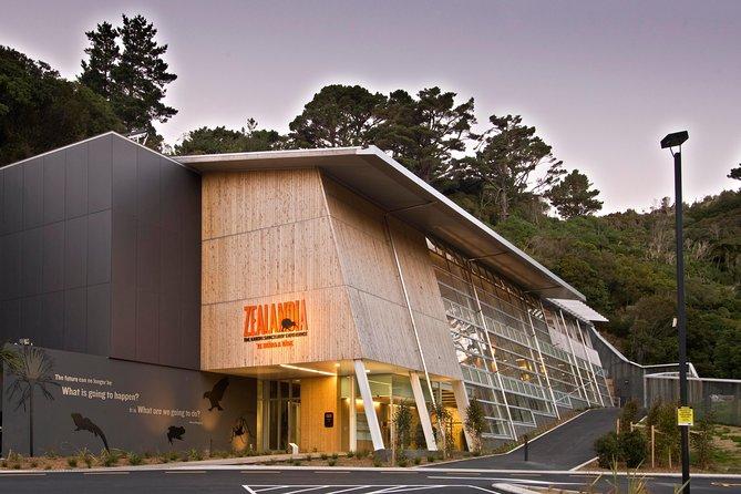 ZEALANDIA Visitors Centre