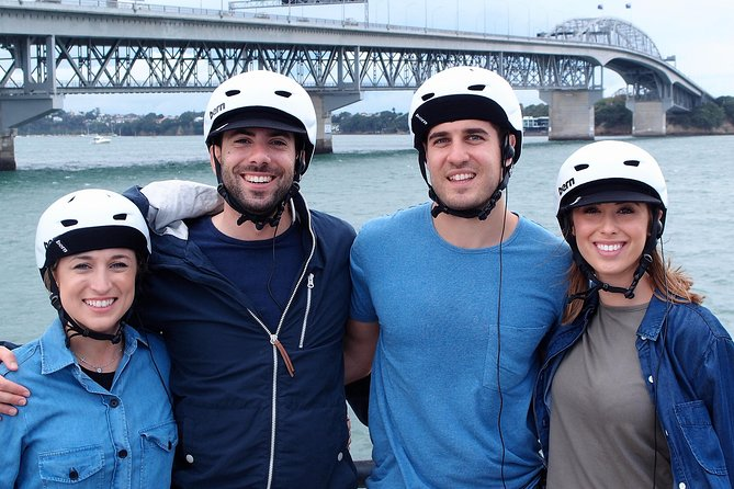 The Classic: Morning, Small-group Electric Bike Tour of Auckland