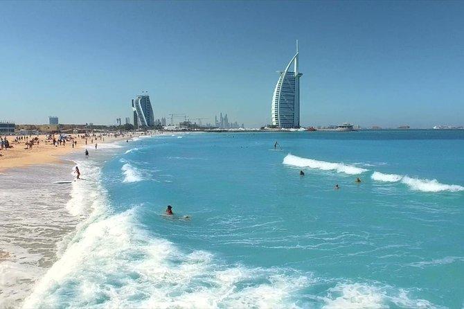Excursão particular pela cidade de Dubai saindo de Abu Dhabi