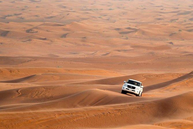 Evening 4x4 Dune Bashing