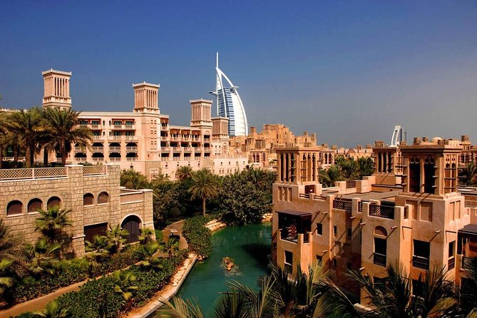 Dubai Full-Day Private Tour from Ras Al Khaimah with Shopping Time