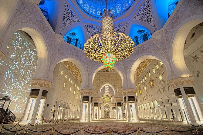 Explore Abu Dhabi In A Day From Dubai photo 1