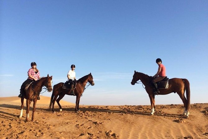 Desert Horse Riding In Dubai
