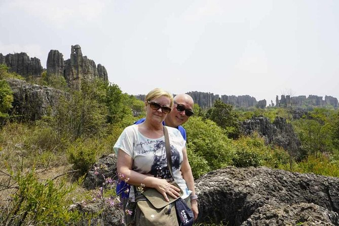 One-day Tour Stone Forest & Jiuxiang Caves from Kunming