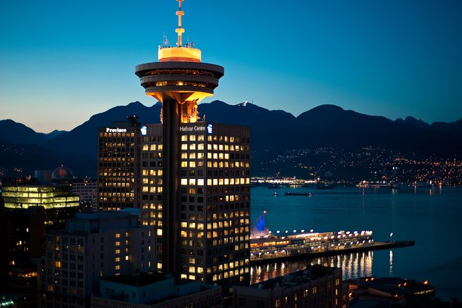 Skip The Line  Vancouver Lookout Admission Ticket 2020