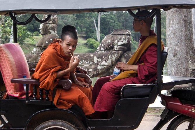 Angkor Wat Private Tour by Tuk Tuk