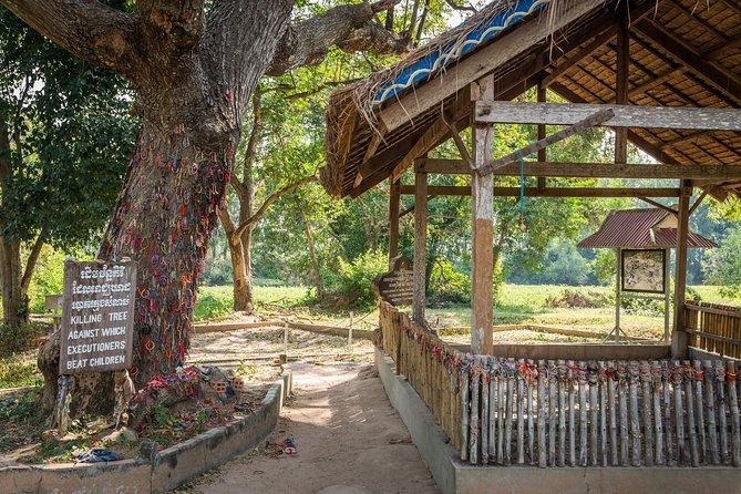 Killing Fields et Royal Palace Visite privée d'une journée depuis Phnom Penh