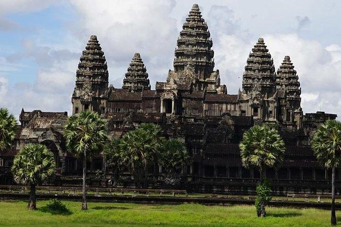 Lo mejor de Angkor Wat - medio día - tour en tuk tuk