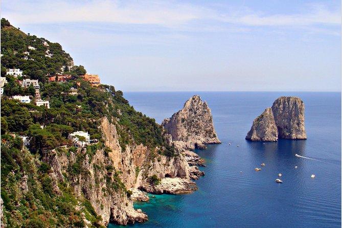 Tour diario Capri Easy Boat Experience desde Nápoles