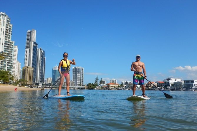 Surfers Paradise Stand Up Paddle Tour