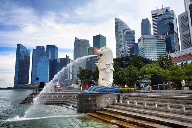 Private Singapore Airport Layover Walking Tour