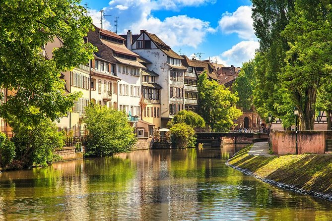Private Tour: Baden-Baden and Strasbourg Day Trip from Frankfurt