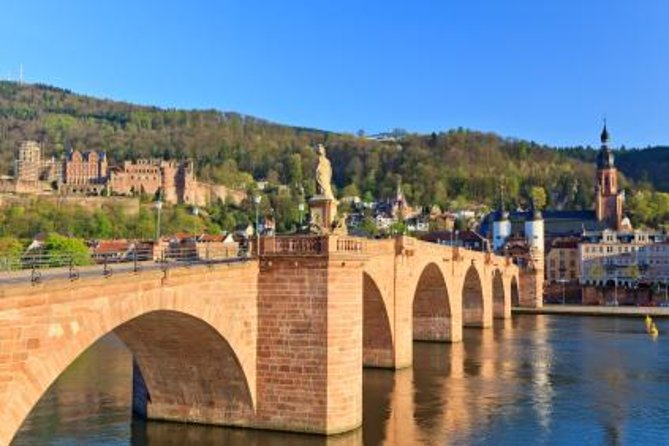 Heidelberg and Rhine Valley Day Trip from Frankfurt Incl Wine Tasting and Dinner photo 1