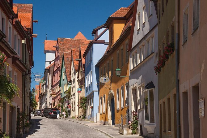 Full-Day Tour to Munich and Rothenburg From Frankfurt