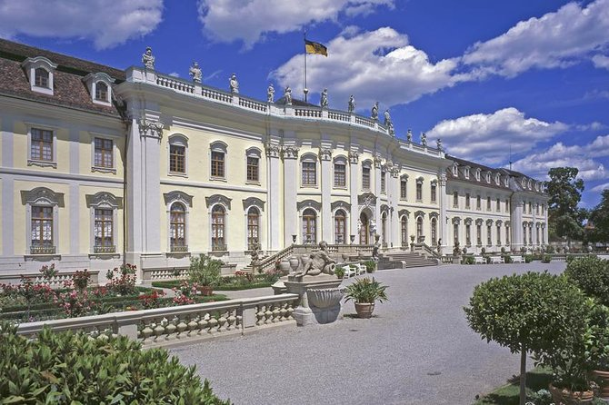 Ludwigsburg Palace and Maulbronn Monastery Full-Day Tour from Frankfurt