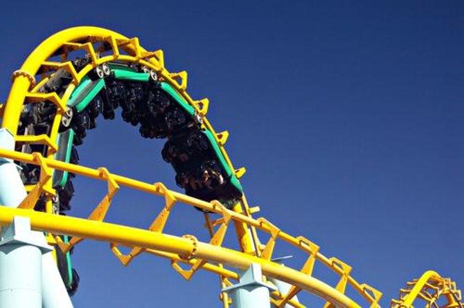 Phantasialand Theme Park Independent Day Trip from Frankfurt