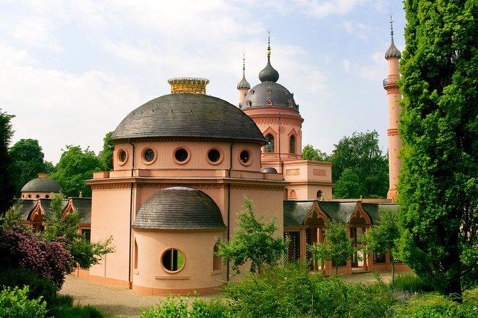 Heidelberg and Schwetzingen Castles Day Trip from Frankfurt