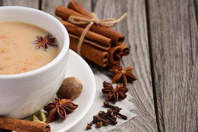 Tee und Espresso