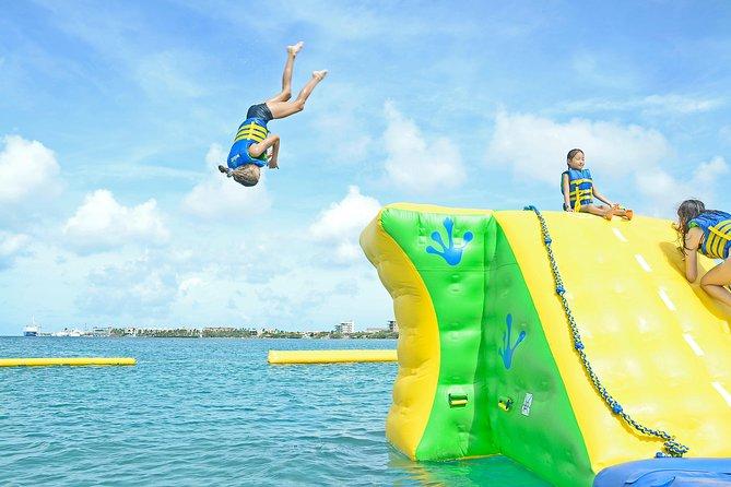 Aruba Water Park and Tour