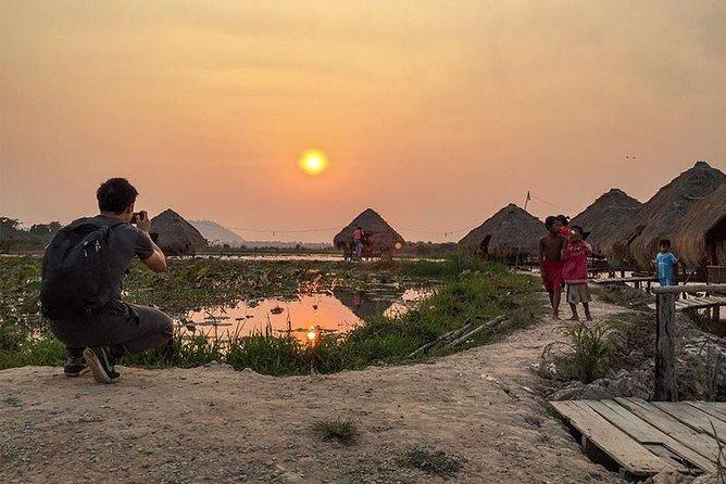 Siem Reap Sunset Ride