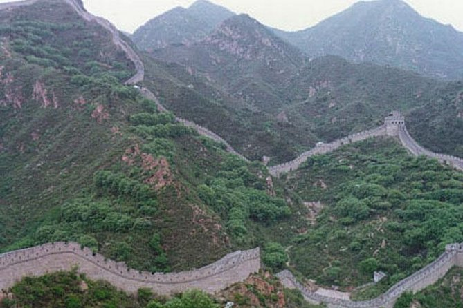 Privétour: halve dagtour naar de Grote Muur in Juyongguan