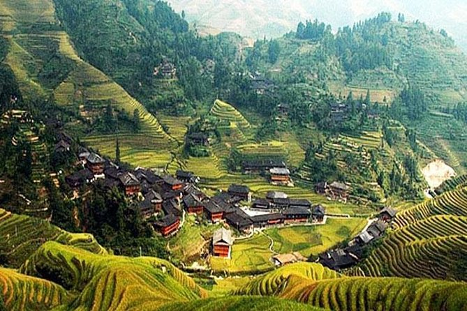 Tour Privado: Longsheng Culture e Longji Rice Terraces