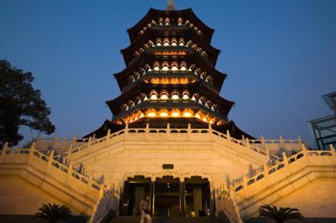 Hangzhou Cultural Tour Including Leifeng Pagoda, China National Silk Museum and Qinghefang Cultural Street photo 1