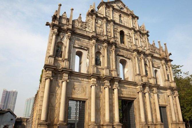 Excursão particular: viagem diurna a Macau, saindo de Hong Kong