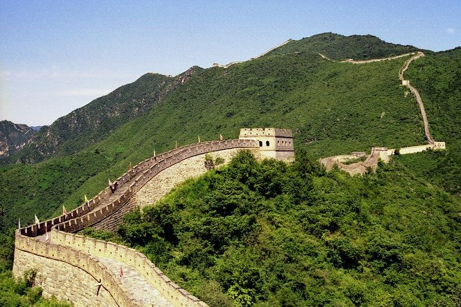 Full-Day Tour of Mutianyu Great Wall, Water Cube and Bird's Nest