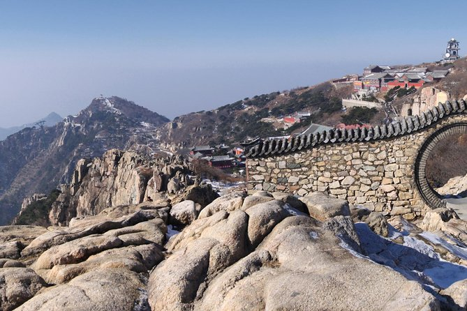 Visita de 2 noches para conocer lo mejor de Shandong en el tren bala desde Pekín