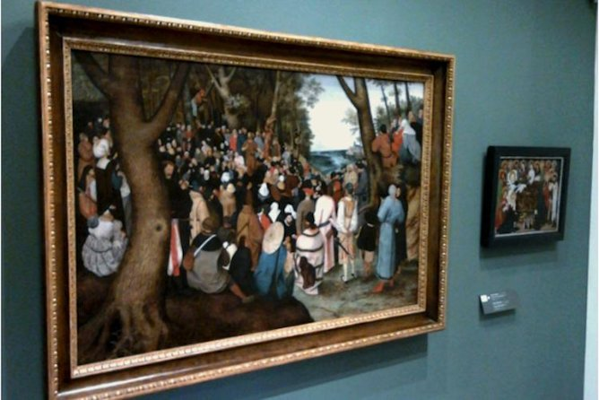 European art collection 'Europeum' Entrance Ticket