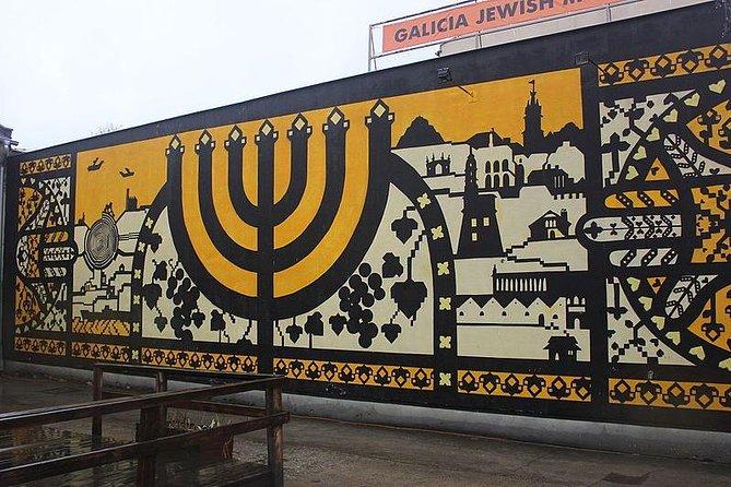 Entrance ticket to Jewish Museum Galicja