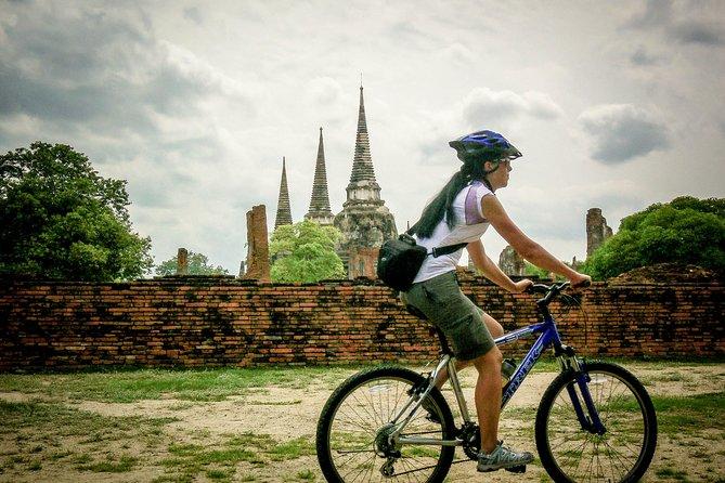 Hoogtepunten van Ayutthaya