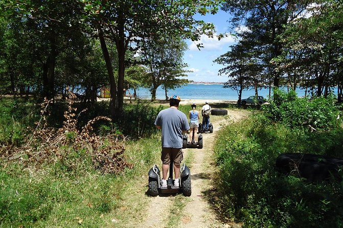 St Lucia Shore Excursion: Segway Nature Trail Experience