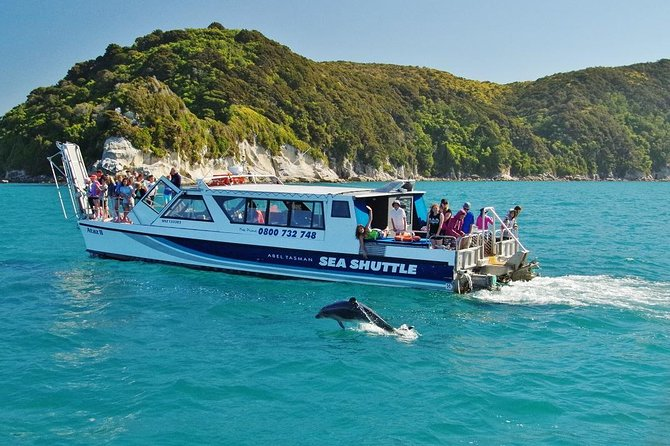 Abel Tasman National Park Cruise