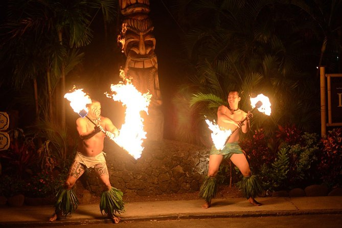 Myths of Maui Luau Dinner and a Show