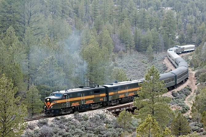 Grand Canyon Railroad Excursion from Sedona