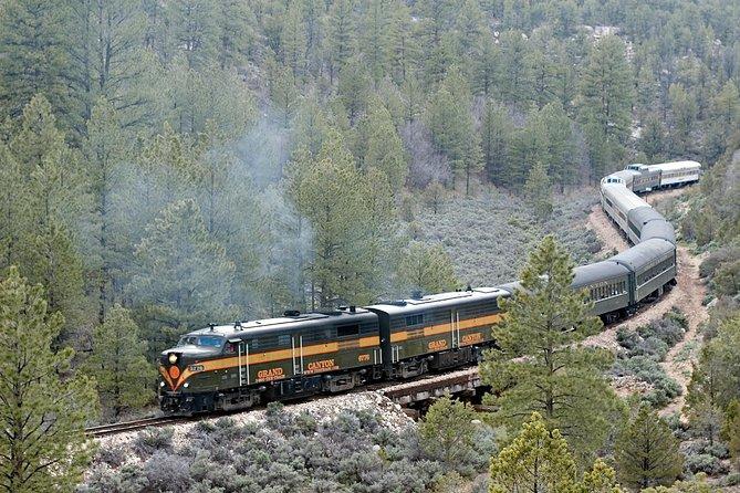 Grand Canyon Railroad Excursion