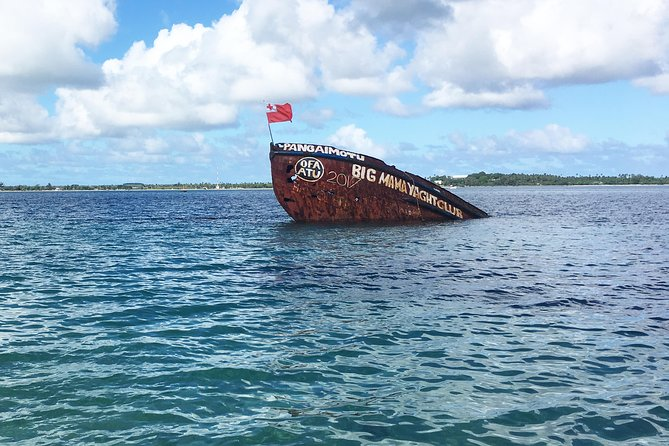 King's Island Day Trip - Pangaimotu
